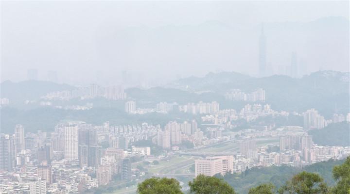 臺灣空氣污染再次紅警 過半監測站點數值超標