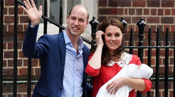 凱特王妃三胎7小時後外出 看女星産後好身材