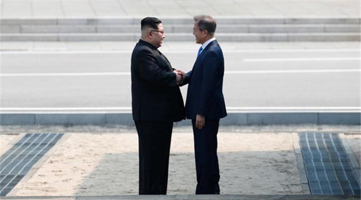 全程回顧朝韓首腦第3次會晤這12小時