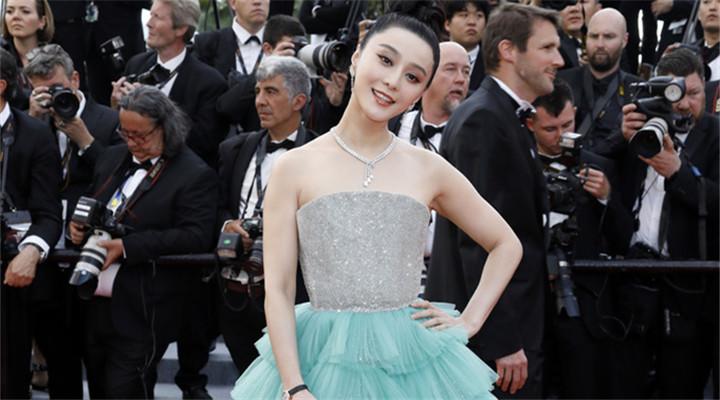 除了常客范冰冰 這些中國明星也亮相今年戛納