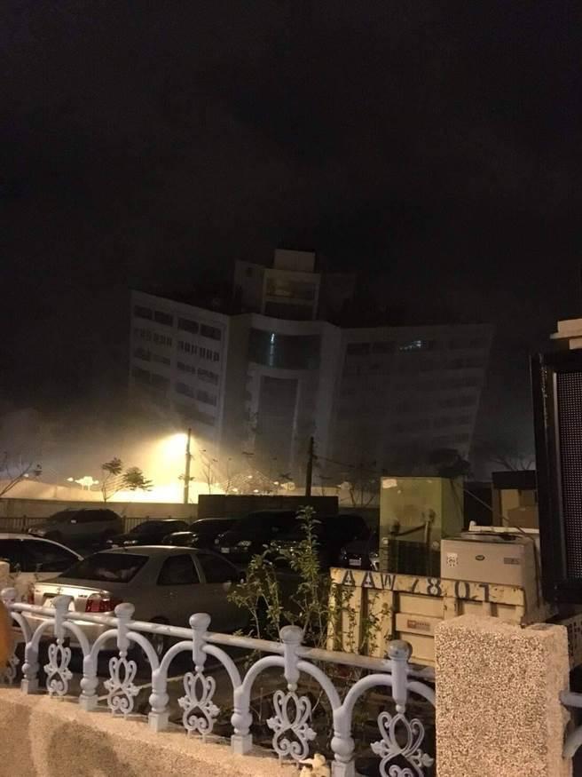 花蓮大地震後 臺灣氣象部門預測:不排除有更大地震