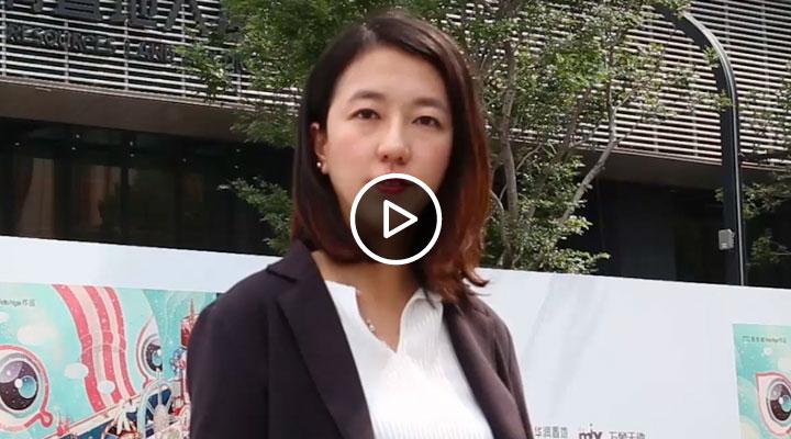 澳門學生留京就業,都聽這學姐的
