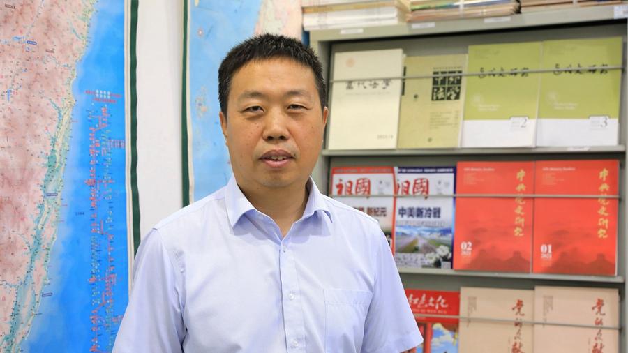 """李振廣:民進黨當局拋""""春暖花開""""有虛無實,大陸看得很清楚"""