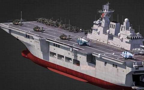 網友繪製的075兩棲攻擊艦想像圖.jpg