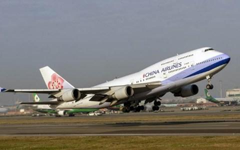 臺當局滿世界送口罩,卻突然發現飛機上印著CHINA?