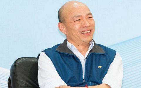 國民黨高雄市長初選南韓瑜出線