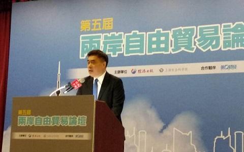郝龍斌:臺灣經濟最大難題不是經濟 關鍵在民粹