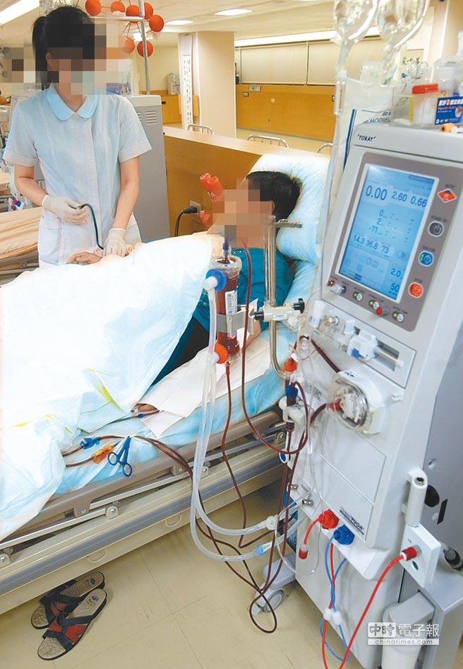 臺大醫院誤用自來水為患者洗腎疑致1人死亡 院方:與此無關