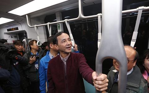12.24淡海輕軌正式通車東森1.jpg