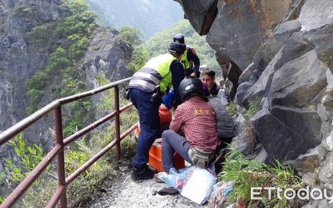 4.19花蓮地震馬來西亞籍男子受傷東森1.jpg