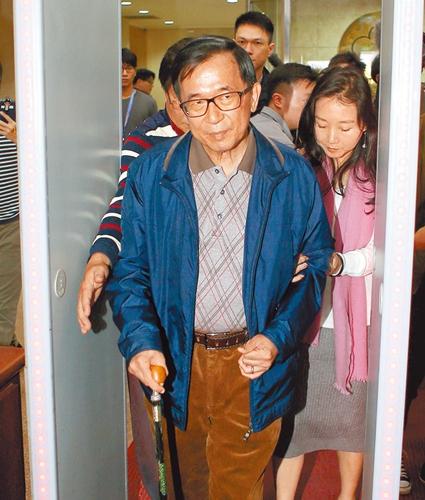 """陳水扁提告""""319案""""誹謗 頻踩紅線只因吃定臺當局沒招"""