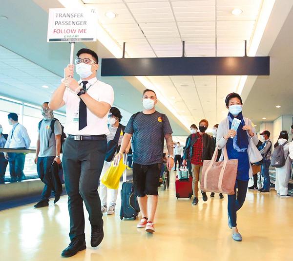 臺灣開放轉機後首現旅客染疫 菲律賓籍外傭抵香港後確診