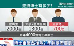 """島內1.3萬博士難就業 臺當局想出個釜底抽薪的""""妙招"""".png"""