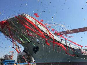 中國航母發展歷程