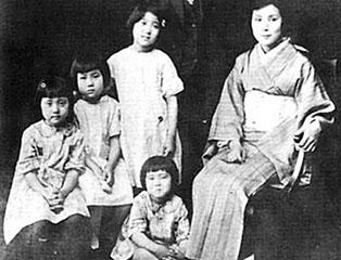 揭秘民國名人們的日本嬌妻