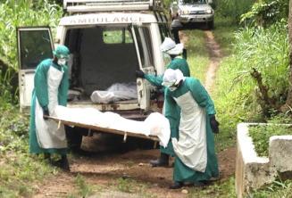 桃園疑似埃博拉病例檢驗為陰性 虛驚一場