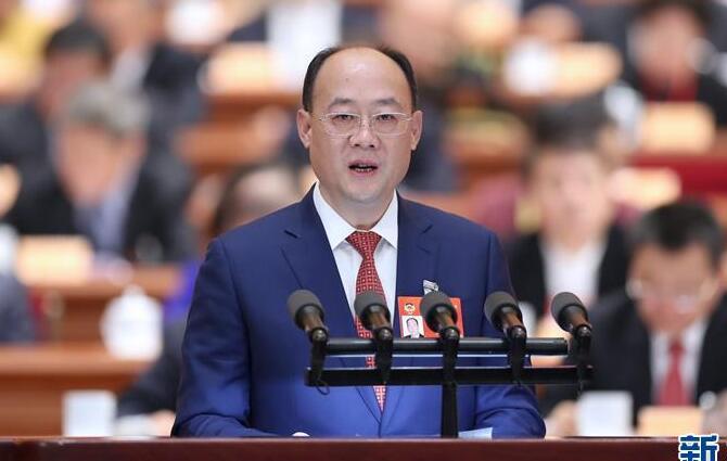 藍逢輝委員:完善減稅降費措施助推高品質發展