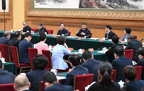 習近平:用新時代中國特色社會主義思想鑄魂育人 貫徹黨的教育方針落實立德樹人根本任務