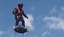 法男子駕駛懸浮滑板成功飛行 美軍未來或裝備