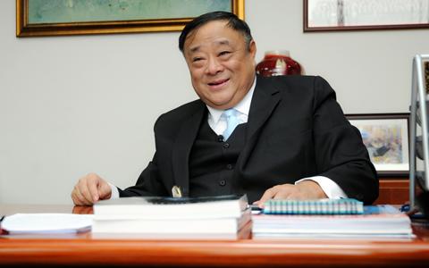 【兩岸交流三十年】臺商徐濤:大陸半導體産業將會迅速發展