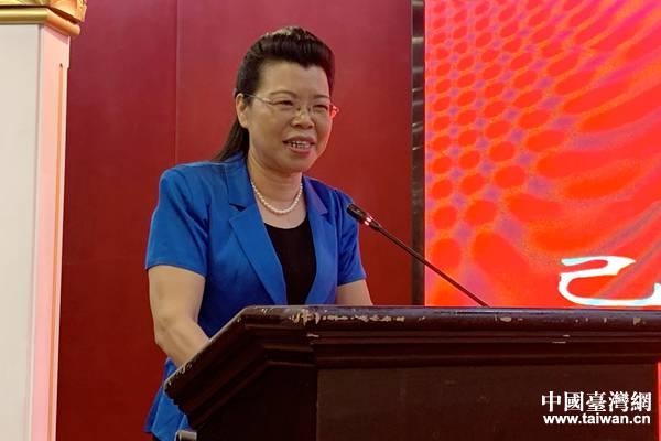 廣東省民族宗教委黨組副書記、巡視員李秀英