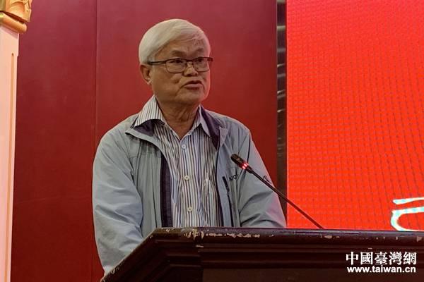 中華民族團結促進會教育委員會主席冼志揚