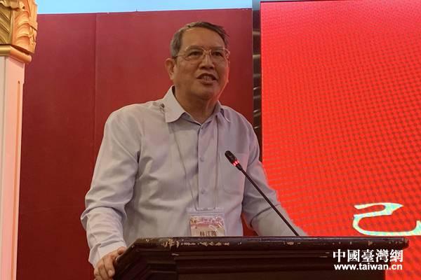 中國國民黨原住民工作委員會主任委員、中華民族貿易促進會理事長林江義