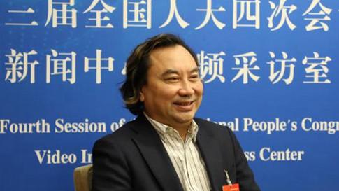 臺籍全國人大代表廖海鷹:臺灣青年會帶來交流的春風
