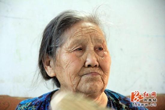 湖南第一壽星:122歲皮膚細膩無老年斑(圖)