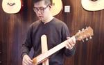 臺青失戀發明不擾民吉他,四川德陽再創業:大陸的電商很發達!