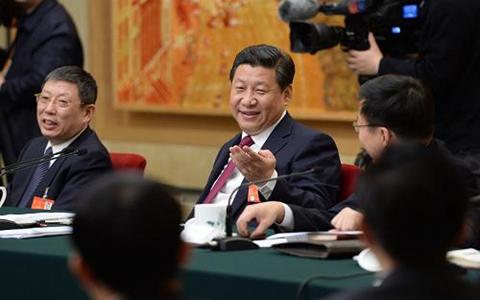 習近平強調對臺大政方針不會因臺灣政局變化而改變